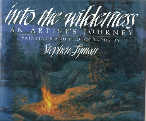 Image for Into the Wilderness: An Artist's Journey [Hardcover] by Mardon, Mark