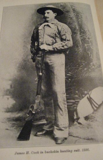 Image for Fifty Years on Old Frontier Cowboy Hunter James Cook [Hardcover]