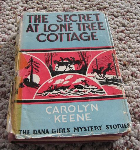Image for Vintage Dana Girls Secret at Lone Tree Cottage DJ Keene [Hardcover]