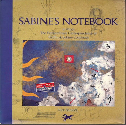 Image for Sabine's Notebook: In Which the Extraordinary Correspondence of Griffin & Sab...