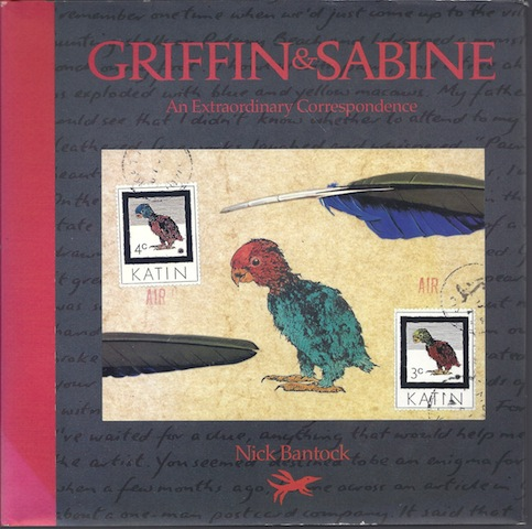 Image for Griffin & Sabine:  An Extraordinary Correspondence [Illustrated] [Hardcover]