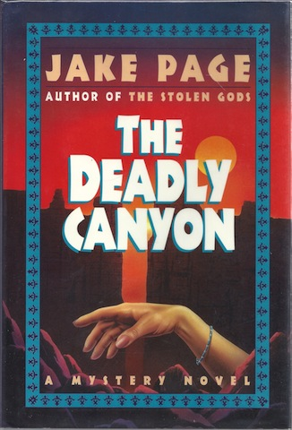 Image for The Deadly Canyon