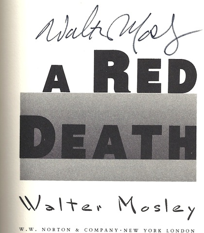 Image for Red Death SIGNED