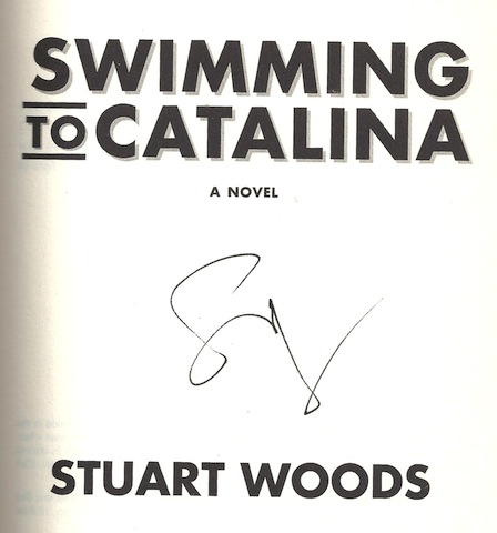 Image for Swimming to Catalina: A Novel
