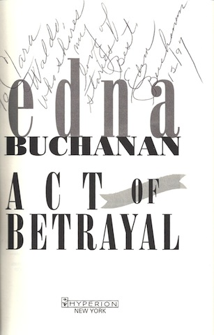 Image for Act of Betrayal