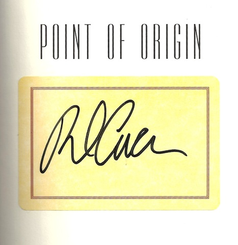 Image for Point of Origin (Kay Scarpetta)