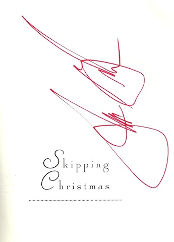 Image for Skipping Christmas: A Novel
