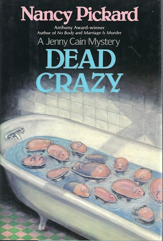 Image for Dead Crazy (Jenny Cain Mysteries, No. 5)