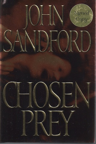 Image for Chosen Prey (Lucas Davenport Mysteries) [Hardcover] by Sandford, John