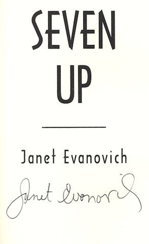 Image for Seven Up (Stephanie Plum, No. 7) [Hardcover] by Evanovich, Janet