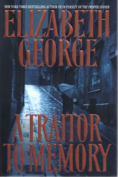 Image for A Traitor to Memory by George, Elizabeth