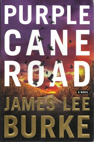 Image for Purple Cane Road, Large Print