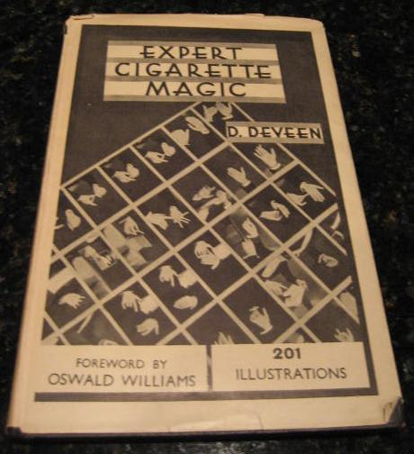 Image for Expert Cigarette Magic Deveen 1932 First Edition [Hardcover] by Deveen, D
