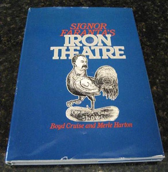 Image for Signor Faranta's Iron Theatre by Cruise, Boyd