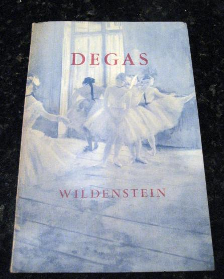 Image for Degas Loan Exhibition 1960 Wildenstein [Paperback]
