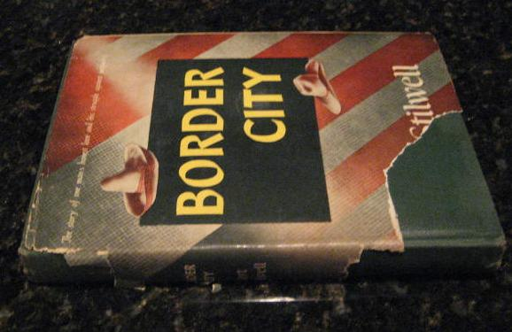 Image for Border City [Hardcover] by Stilwell, Hart