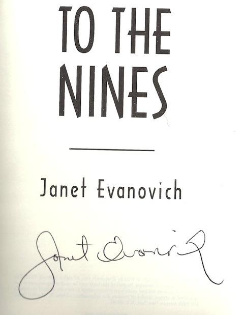 Image for To the Nines (A Stephanie Plum Novel) [Hardcover] by Evanovich, Janet