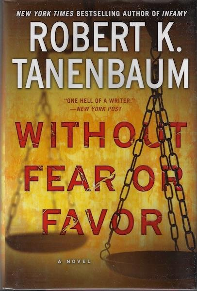 Image for Without Fear or Favor: A Novel (A Butch Karp-Marlene Ciampi Thriller)