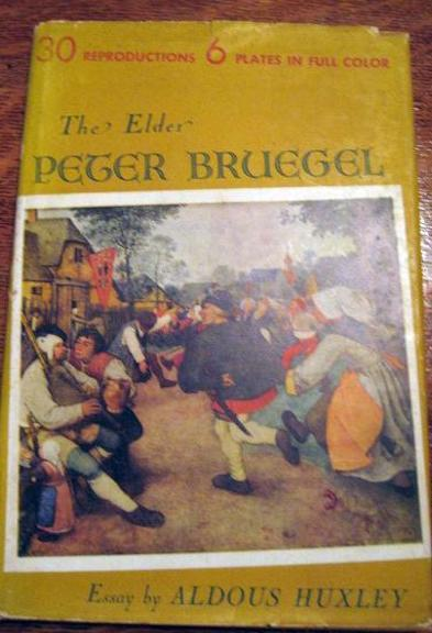 Image for The Elder Peter Bruegel Huxley Essay Van Gogh 1st