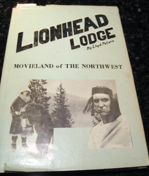Image for Lionhead Lodge Lloyd Peters Signed 1976 Silent Movies