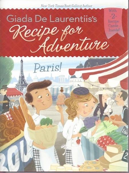 Image for Paris! #2 (Recipe for Adventure), Signed