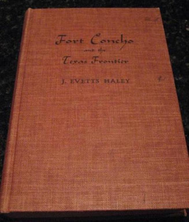 Image for Fort Concho and the Texas Frontier