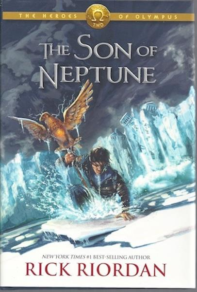 Image for The Son of Neptune [The Heroes of Olympus Book 2]