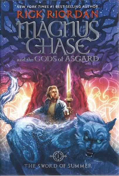 Image for Magnus Chase and the Gods of Asgard, Book 1: The Sword of Summer
