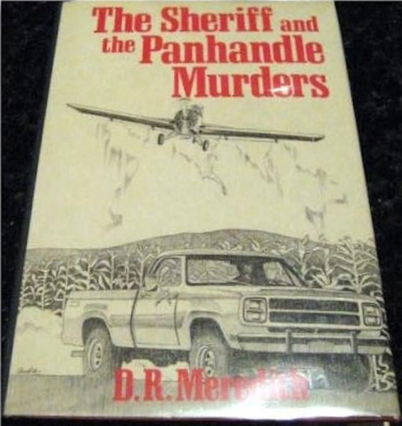 Image for Sheriff and Panhandle Murders Meredith Signed 1st Texas