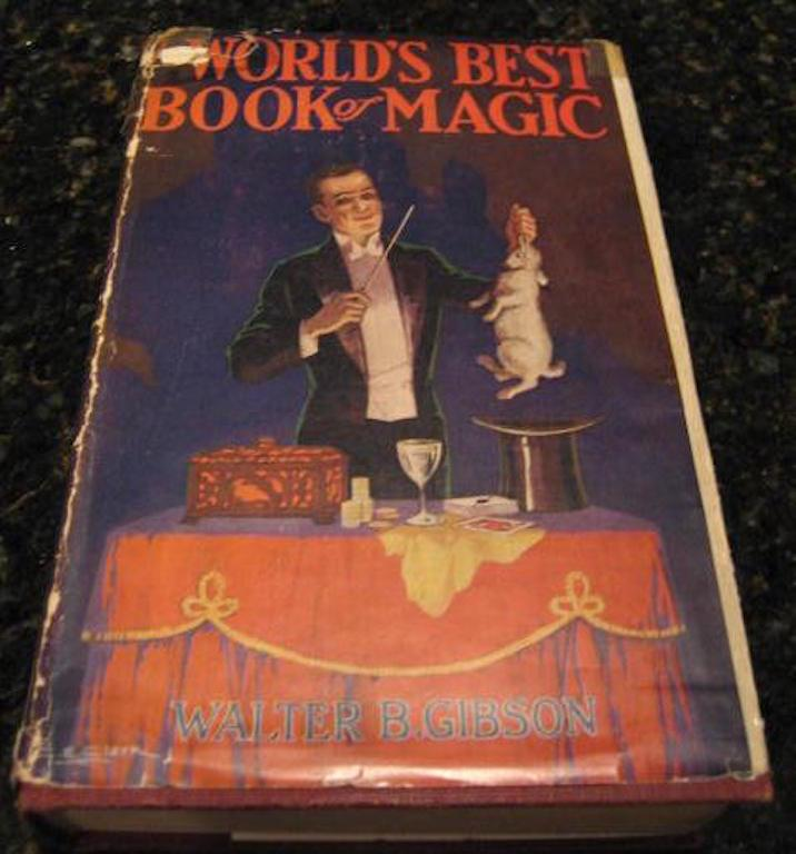 Image for The World's Best Book of Magic [Hardcover] by Gibson, Walter B.