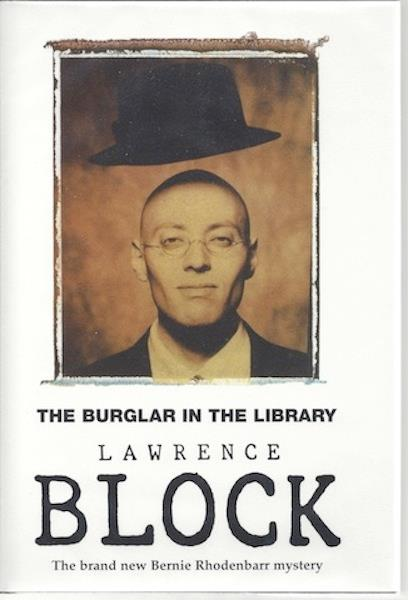 Image for The Burglar in the Library