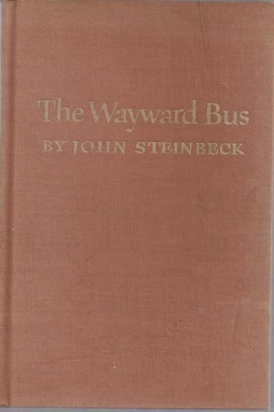 Image for The Wayward Bus (1947 FIRST EDITION)