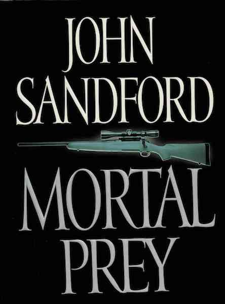 Image for Mortal Prey (Lucas Davenport Mysteries) by Sandford, John