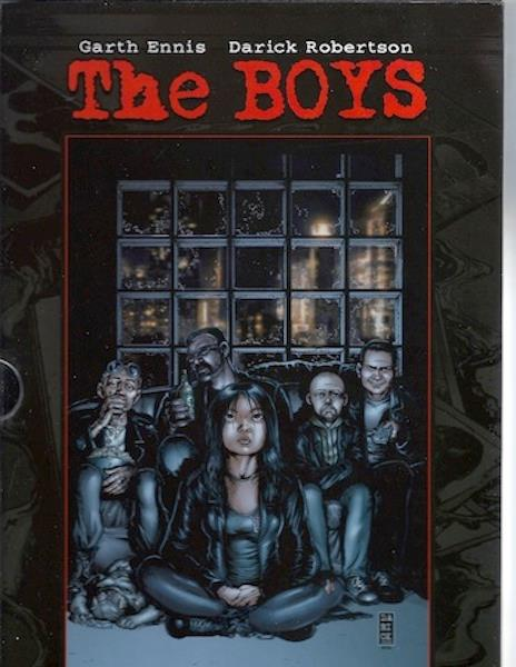 Image for The Boys Definitive Edition II