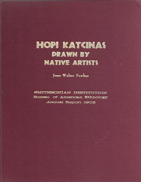 Image for Hopi Katcinas Drawn By Native Artists