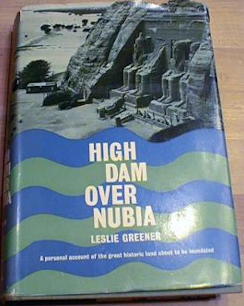 Image for HIGH DAM OVER NUBIA [Import] [Hardcover] by GREENER, LESLIE