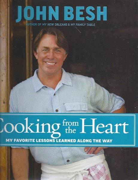 Image for Cooking from the Heart: My Favorite Lessons Learned Along the Way, Signed