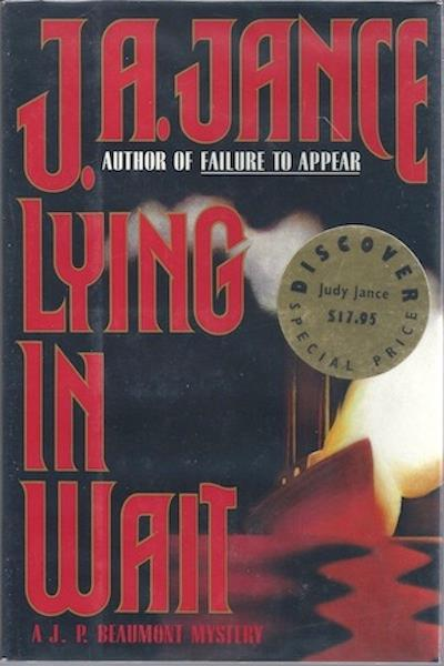Image for Lying in Wait: A J.P. Beaumont Mystery