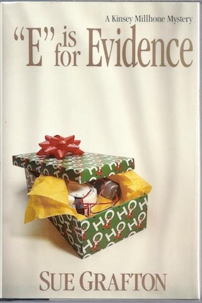"Image for ""E"" is for Evidence (A Kinsey Millhone Mystery, Book 5)"