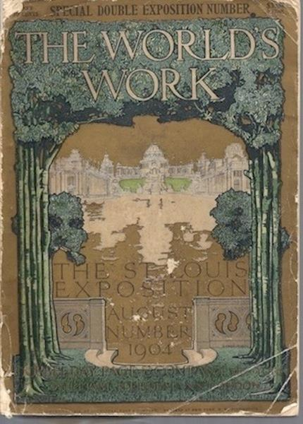 Image for St. Louis Exposition The World's Work