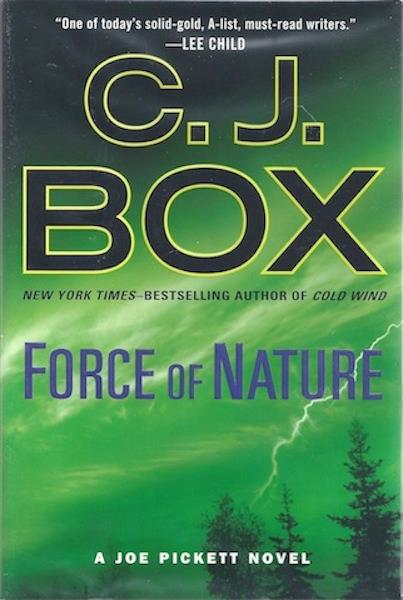 Image for Force of Nature (A Joe Pickett Novel) SIGNED