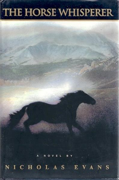 Image for The Horse Whisperer [Hardcover] by Nicholas Evans
