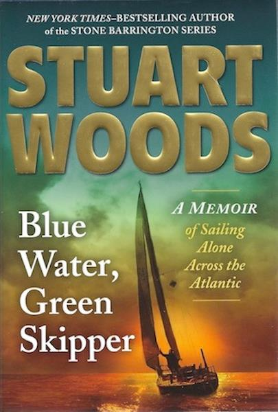Image for Blue Water, Green Skipper: A Memoir of Sailing Alone Across the Atlantic