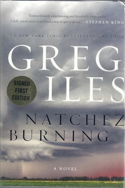 Image for Natchez Burning: A Novel (Penn Cage)