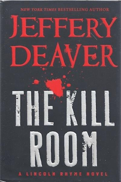 Image for The Kill Room (A Lincoln Rhyme Novel) SIGNED