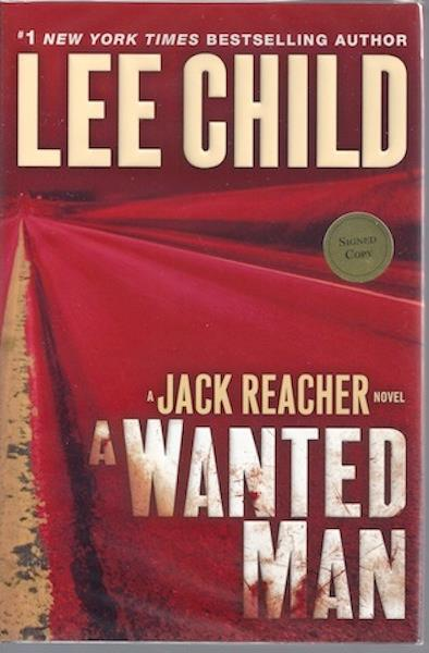 Image for A Wanted Man: A Jack Reacher Novel