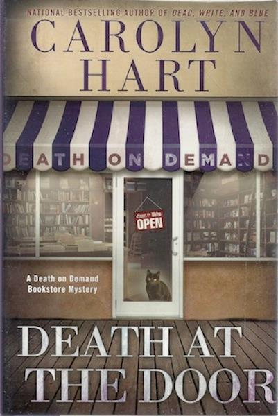 Image for Death at the Door (Death on Demand Mysteries)