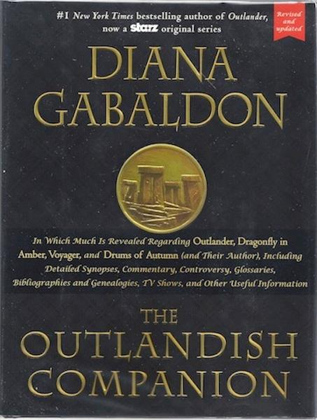 Image for The Outlandish Companion (Revised and Updated): Companion to Outlander, Dragonfly in Amber, Voyager, and Drums of Autumn