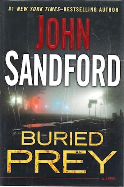 Image for Buried Prey (Lucas Davenport, Book 21)