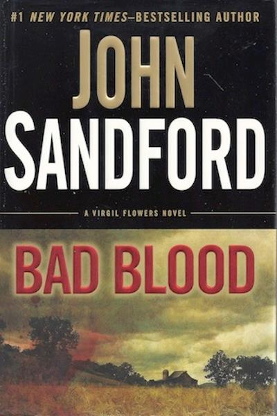 Image for Bad Blood: a Virgil Flowers novel